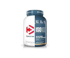 Dymatize ISO-100 Protein- WHEY PROTEIN