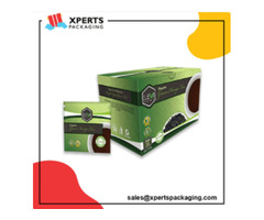 Get Custom Tea Packaging Boxes at Wholesale rates