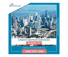 Credit Report Fix in Miami, FL