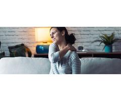 Eliminate severe shoulder pain