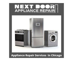 Appliance Repair Services In Chicago - Next Door Appliance Repair