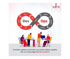 Top Devops consulting service provider in USA | X-Byte Enterprise Solution