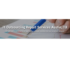 IT Security Outsourcing and Assessment Report