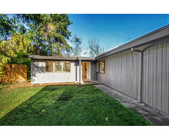 FOR SALE: Cedar Mill 1/2 Acre Mid Century One-Level