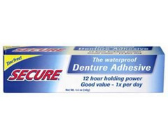 Best Denture Glue
