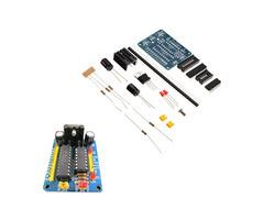 DAC0832 DIY Module Kits DAC Waveform Generator Unipolar Bipolar Outputs Electronic Component