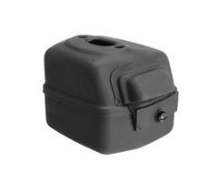 Plastic Black Exhaust Muffler Support For HUSQVARNA HUSKY 50 51 55, 55 Rancher