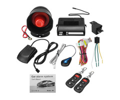 Universal Car Central Door Lock Security Keyless Entry System Remote Control