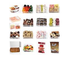 Haci Serif 50 Different Turkish Sweets Box