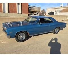 1967 Chevrolet Chevelle SS 396350 4 Speed