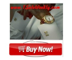 Discover the Unique & Luxury Cufflinks Online