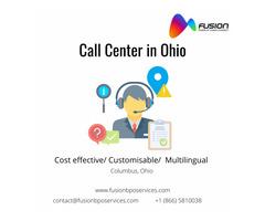 Call Center Services in Ohio - Fusion BPO Services
