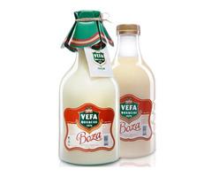 Vefa Turkish Boza Beverage - 1000ml-34floz