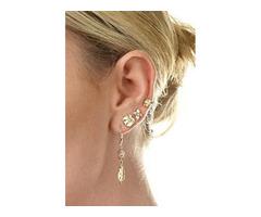 Buy Diamond Stud Earrings Online at Best Price- Helen Ficalora