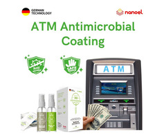 ATM Antimicrobial Coating - Nanoel AB