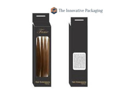 Make Your Brand Difficult to Ignore With Custom Hair Extension Boxes
