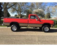 Sell 1993 Dodge Ram 2500 LE $2500