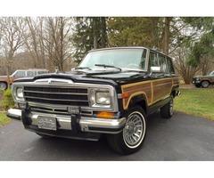 1988 Jeep Wagoneer GRAND