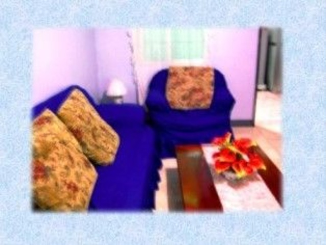 2 bedroom long term rentals furnished apartment in novaliches quezon