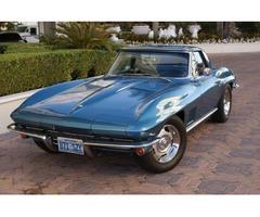 1967 Chevrolet Corvette Sting Ray