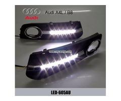 AUDI A4 A4L B8 DRL module LED Daytime Running Light sale led running lights