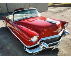 1956 Cadillac Series 62 1956 Cadillac Series 62 Conertible