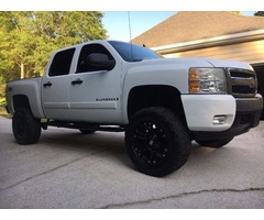 2008 Chevrolet Silverado 1500 LT Lifted 4x4