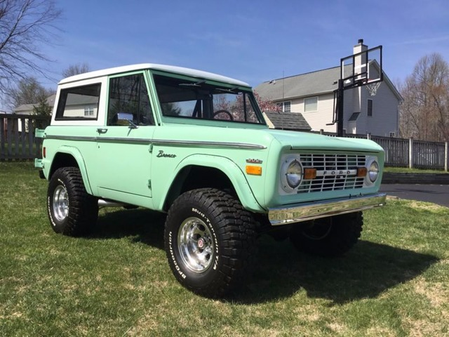 1977 Ford Bronco - Cars - Kingston - Oklahoma ...