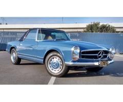 1967 Mercedes-Benz SL-Class