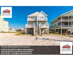 6 Bedroom Home in West Beach Gulf Shores