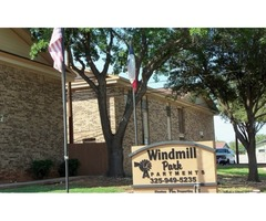 Windmill Park Apartments for rent in San Angelo, TX