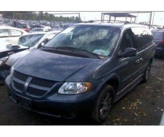 Affordable Dodge Grand Caravan 2002
