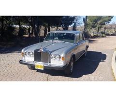 1979 Rolls-Royce Silver Shadow - II 75th Anniversary edition