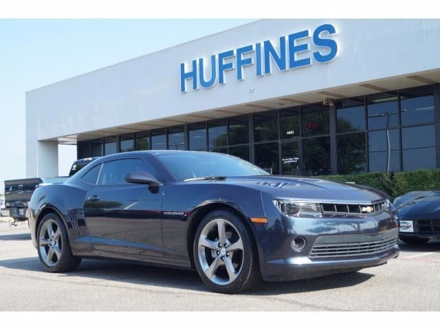 Buy Gm Certified 2014 Chevrolet Camaro Cars Texas City