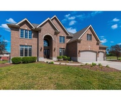 OPEN HOUSE ON SUNDAY!!! 20695 EAGLE BLUFF - FRANKFORT (1-3 PM)