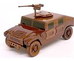 Mahogany models, Wooden Plane Models