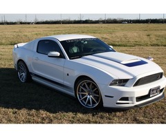 2013 Ford Mustang ROUSH RS