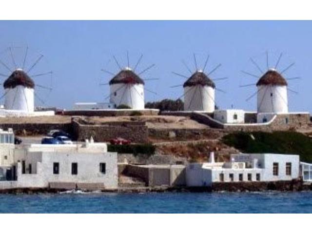 Greek island hopping package deals