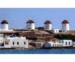 Island Hopping Tours, Mykonos and Santorini Packages In Greece