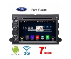 Ford Fusion Android Car WIFI 3G Radio DVD GPS Apple CarPlay DAB+