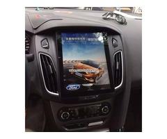 Ford Focus car radio DAB+ android wifi 3G gps 10.4inch Apple CarPlay