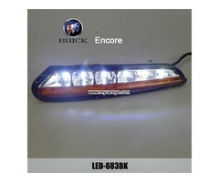 Buick Encore DRL LED Daytime Light aftermarket auto front lights LED