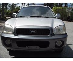 Excellent Condition 2001 Hyundai Santa Fe GLS