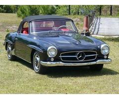 1961 Mercedes-Benz SL 190