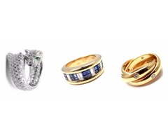 Find Cartier Diamond Jewelry