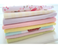 Soft Baby Towels, 8 pisces pack