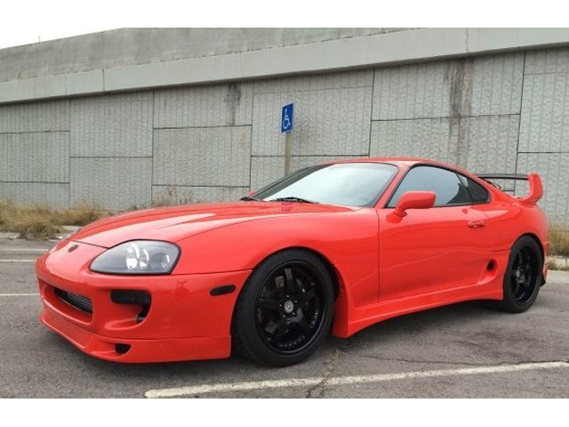 1995 toyota supra cars kearny new jersey announcement 30930. Black Bedroom Furniture Sets. Home Design Ideas