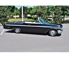 62 Ford Galaxie 500 XL