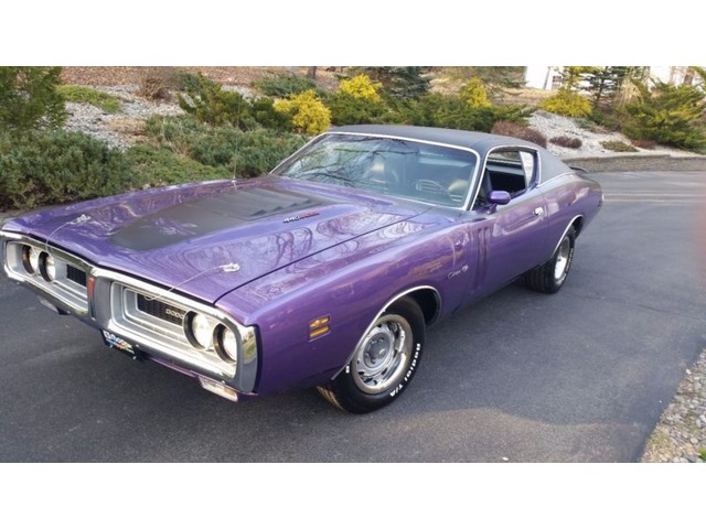 1971 Dodge Charger Rt Cars Lihue Hawaii Announcement 31298