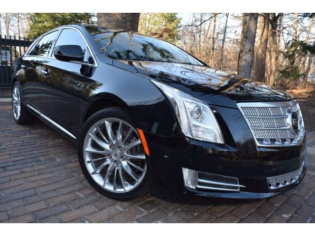 2014 Cadillac Xts Platinum Edition Cars Makawao
